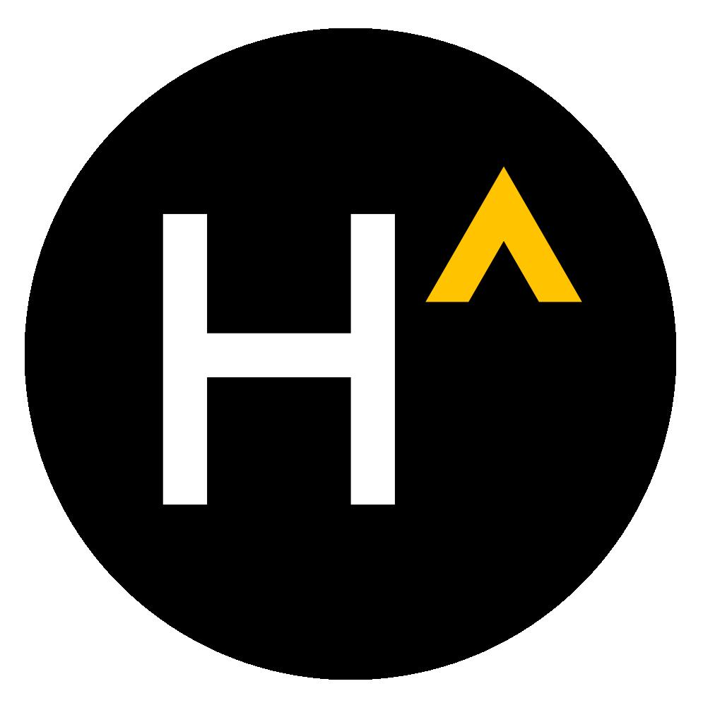Heartland Ventures Logo seen as, H^